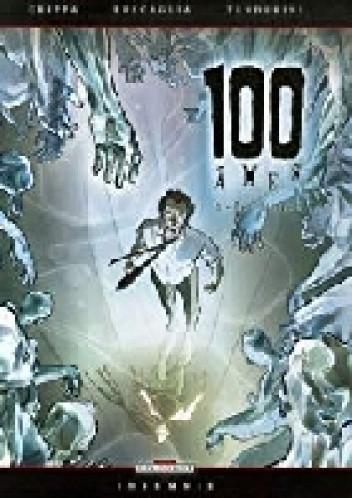 Okładka książki 100 dusz #3 : Zdrajca