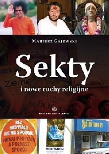 Okładka książki Sekty i nowe ruchy religijne