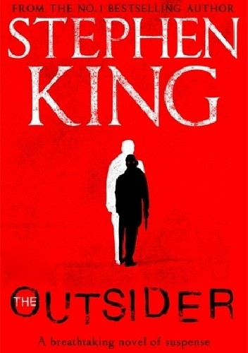 Okładka książki The Outsider