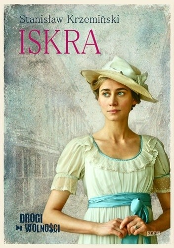 Okładka książki Iskra
