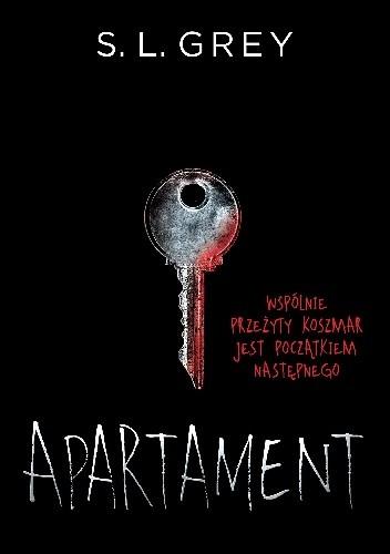 Okładka książki Apartament