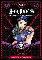 JoJo's Bizarre Adventure: Part 2 - Battle Tendency, Volume 2