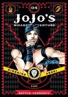 JoJo's Bizarre Adventure: Part 2 - Battle Tendency, Volume 4