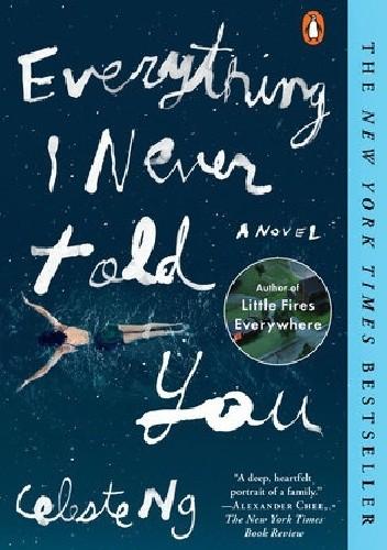 Okładka książki Everything I Never Told You