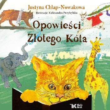 Okładka książki Opowieści Złotego Kota