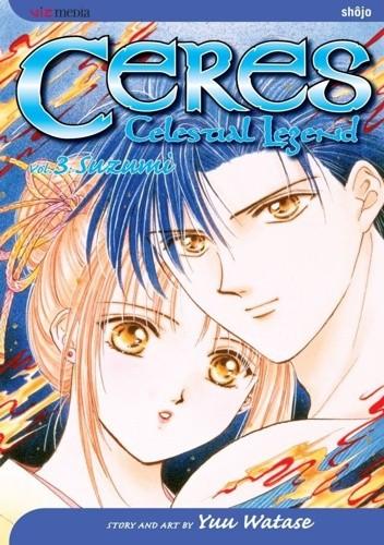 Okładka książki Ceres: Celestial Legend #3