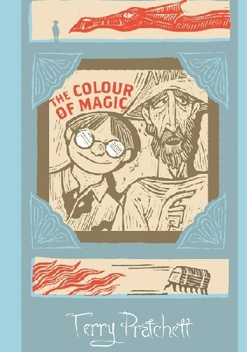 Okładka książki The Colour of Magic