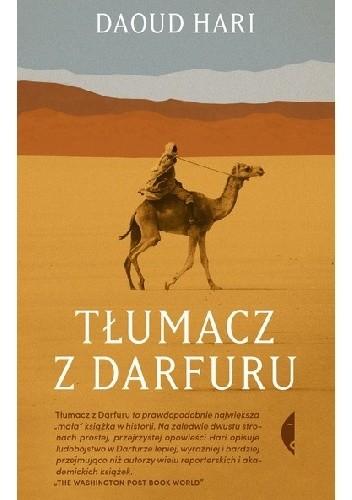 Okładka książki Tłumacz z Darfuru