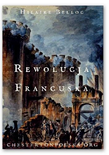 Okładka książki Rewolucja Francuska