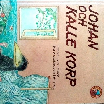 Okładka książki Johan och Kalle korp