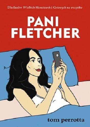 Okładka książki Pani Fletcher