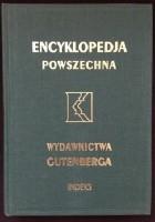 """Wielka ilustrowana encyklopedja powszechna Wydawnictwa """"Gutenberga"""". Indeks"""