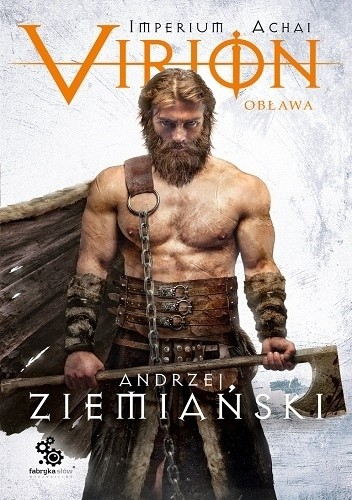 Okładka książki Virion. Obława