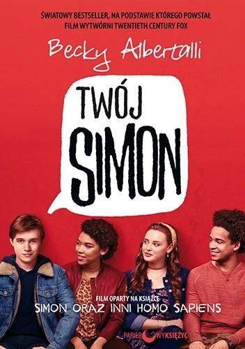 Okładka książki Twój Simon