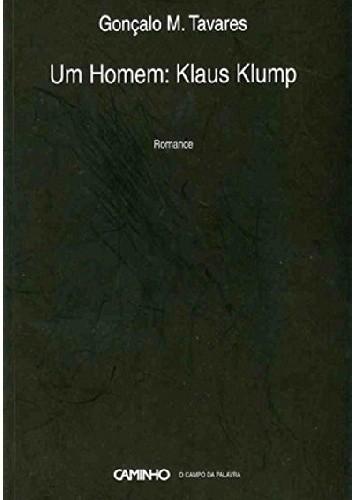 Okładka książki Um Homem: Klaus Klump