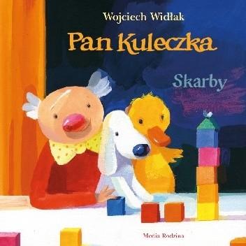 Okładka książki Pan Kuleczka. Skarby