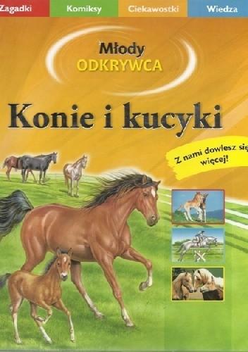 Okładka książki Konie i kucyki
