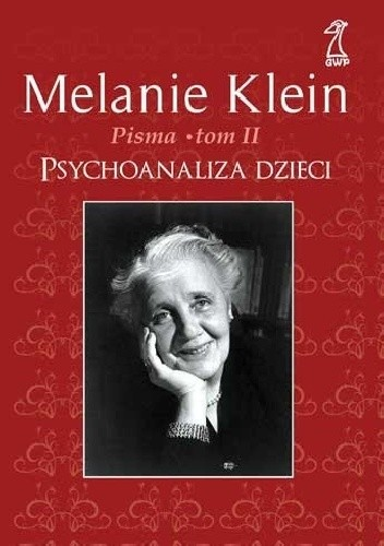 Okładka książki Psychoanaliza dzieci