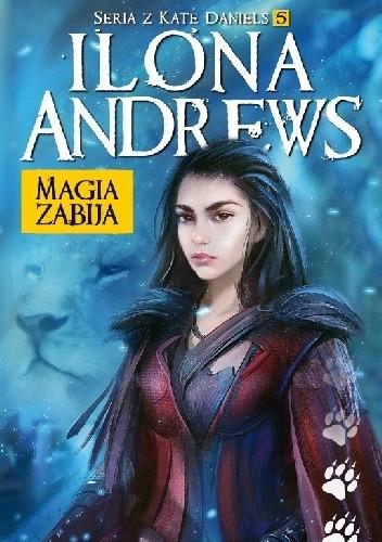 Okładka książki Magia zabija