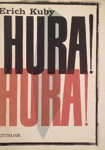 Okładka książki Hura! Hura!