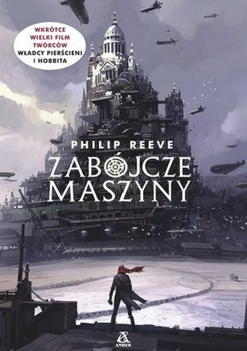 Okładka książki Zabójcze maszyny