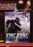 King Kong Książka+DVD