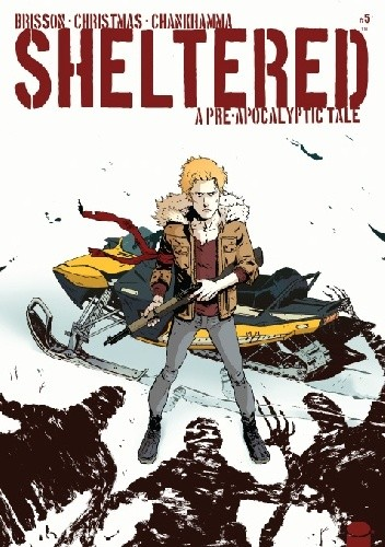 Okładka książki Sheltered #5