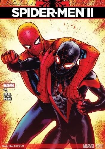 Okładka książki Spider-Man II #4