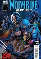 Wolverine : The Best There Is #5