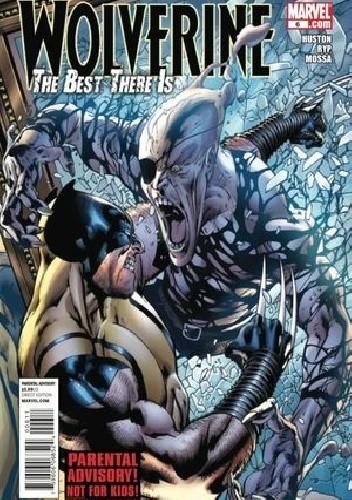 Okładka książki Wolverine: The Best There Is #6