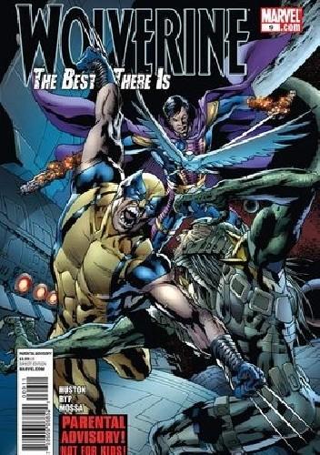 Okładka książki Wolverine: The Best There Is #9