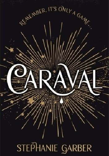 Okładka książki Caraval