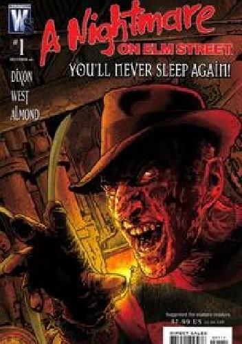 Okładka książki A Nightmare On Elm Street #1