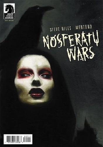Okładka książki Nosferatu Wars