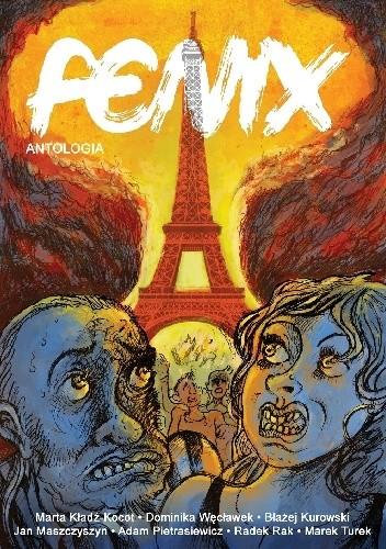 Okładka książki Fenix Antologia 3/2018