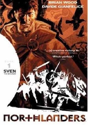 Okładka książki Northlanders Vol.1: Sven The Returned