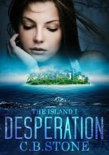 Okładka książki Desperation