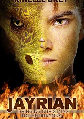 Okładka książki Jayrian: Bringing Christmas to the Dragons