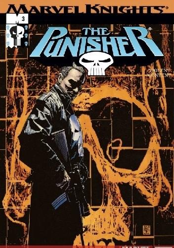 Okładka książki Punisher Vol.4 #3