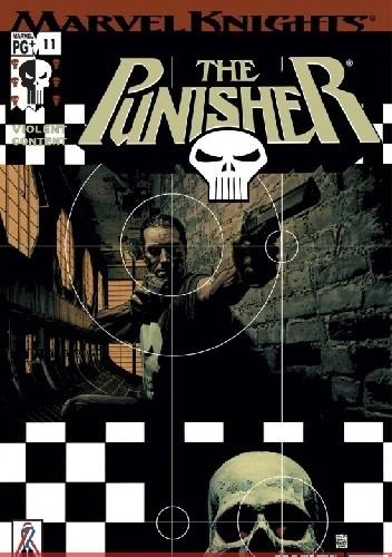 Okładka książki Punisher Vol.4 #11
