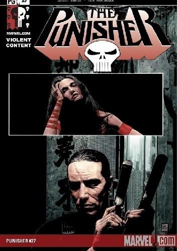 Okładka książki Punisher Vol.4 #27