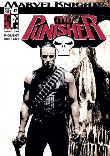 Okładka książki Punisher Vol.4 #37