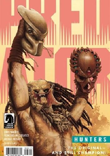 Okładka książki Predator: Hunters #5