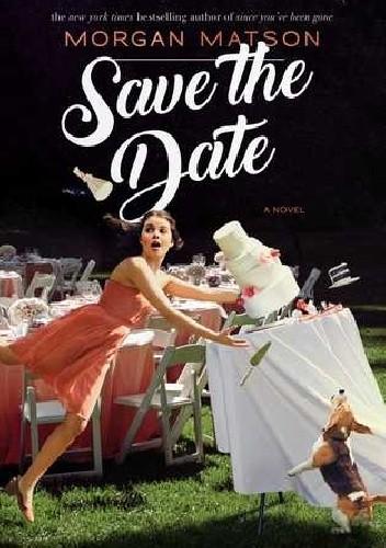 Okładka książki Save the Date