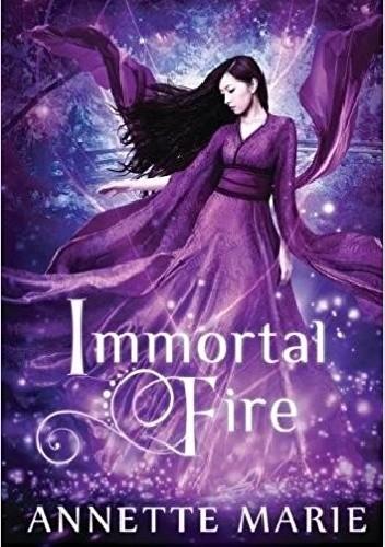 Okładka książki Immortal Fire (The Red Winter Trilogy Book 3)