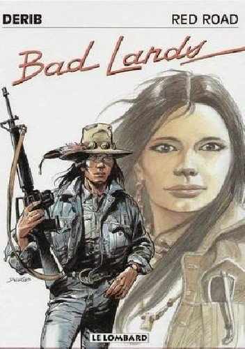 Okładka książki Red Road 3: Bad Lands