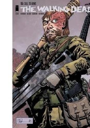 Okładka książki The Walking Dead #151