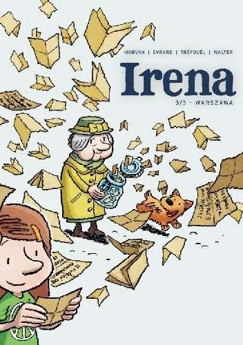 Okładka książki Irena. Tom 3: Warszawa