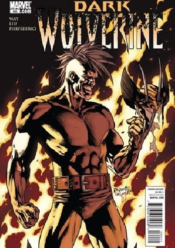 Okładka książki Dark Wolverine Vol.1-90