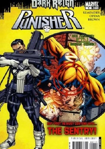 Okładka książki Punisher Vol.8-1